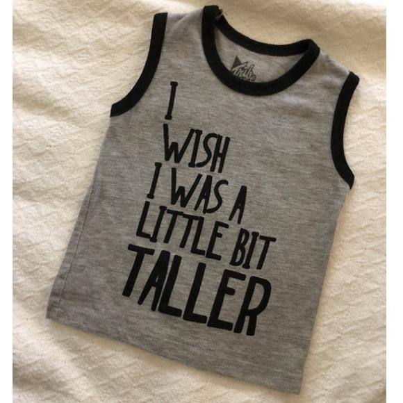 i wish i was a little bit taller